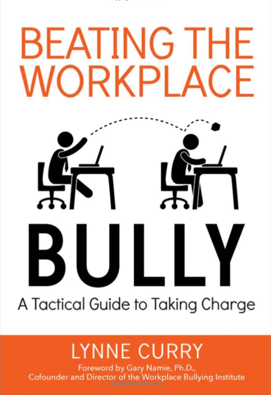 book entitled beating the workplace bully