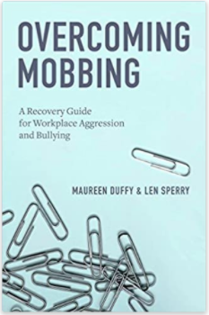 book enetitled: overcoming mobbing