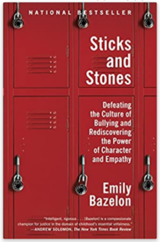 book entitled: Sticks and Stones